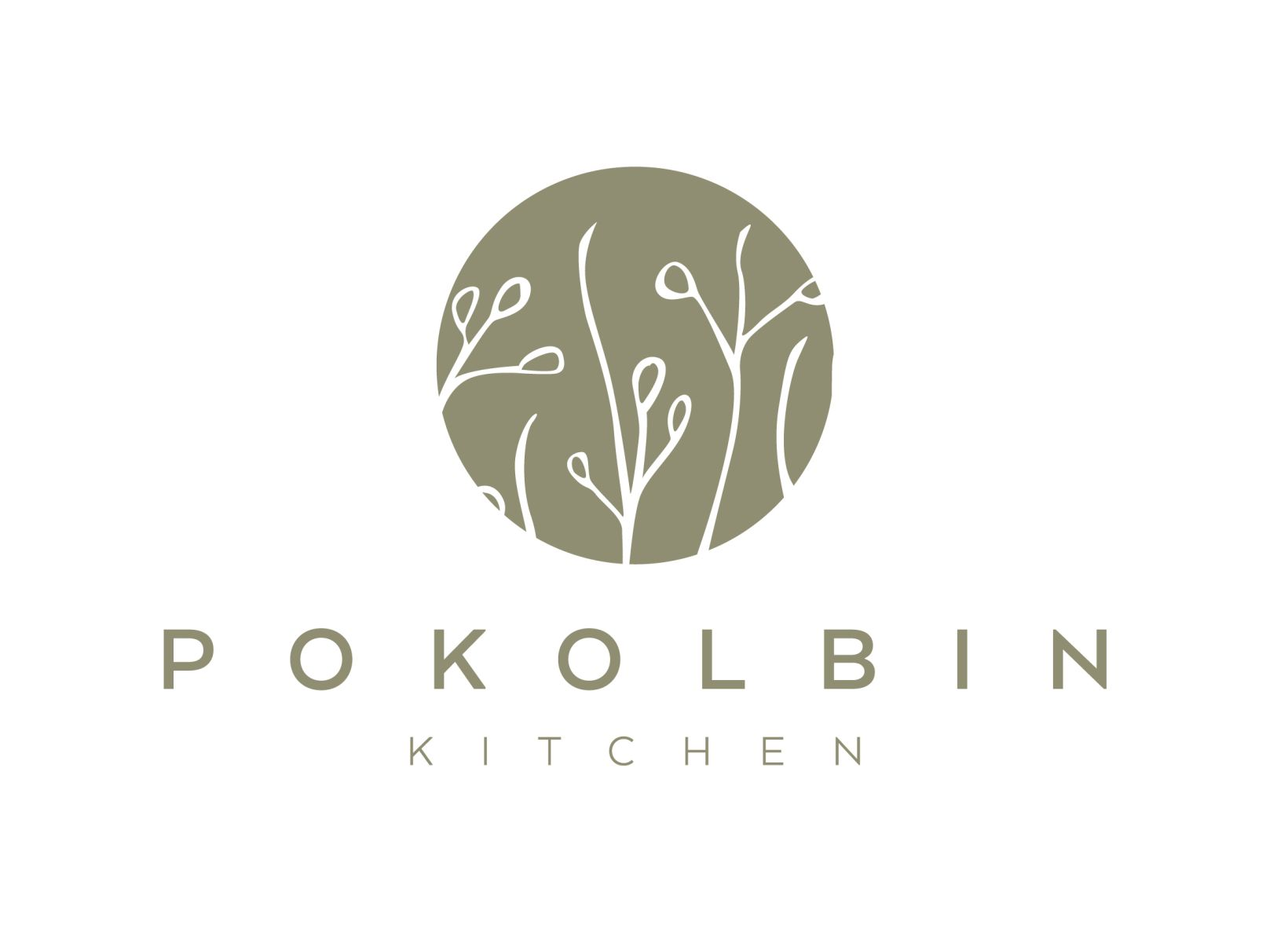 Pokolbin-kitchen-logo-design