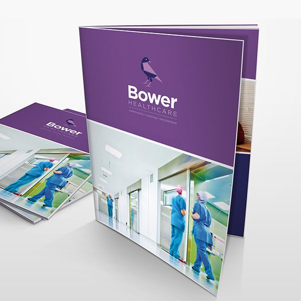 bower-healthcare-brochure-design