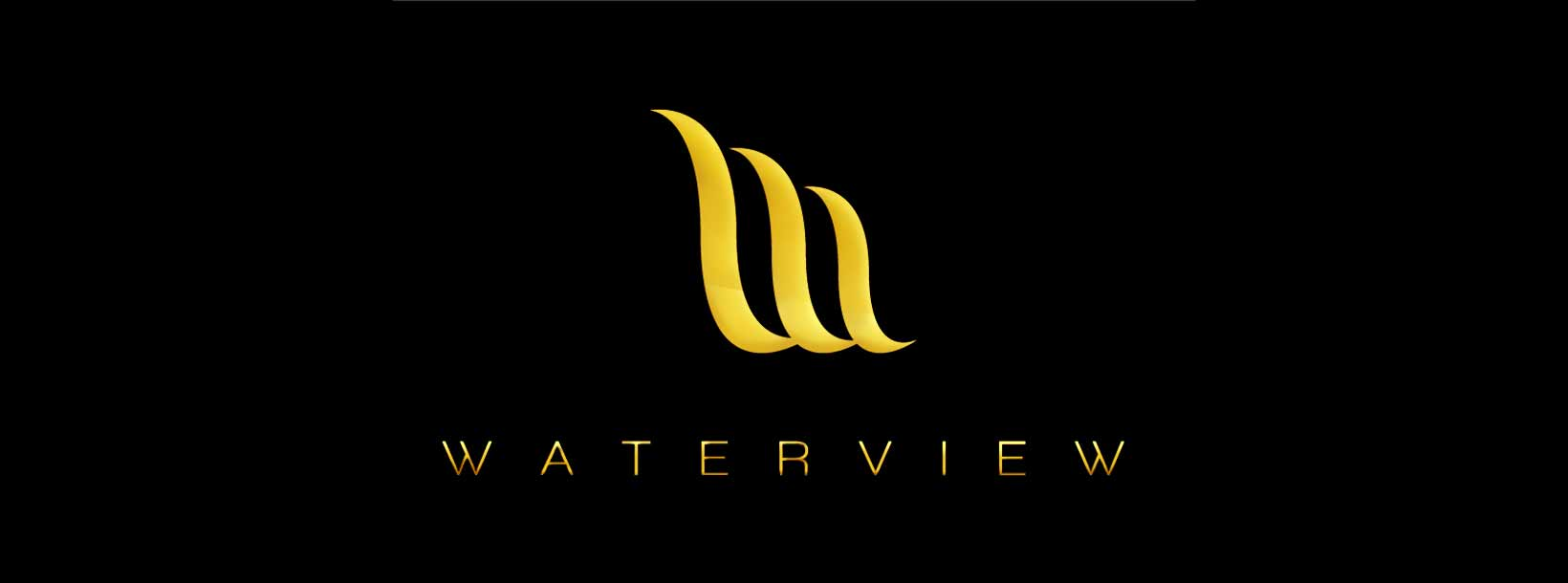 waterview-logo-design